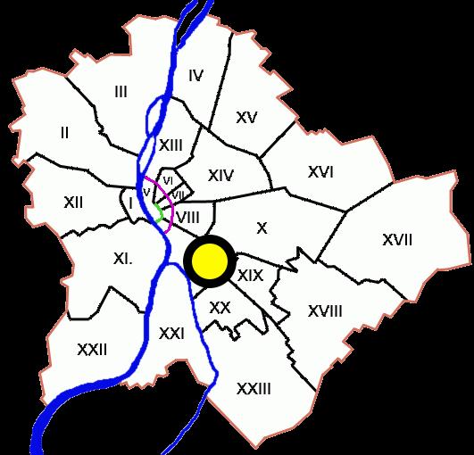 szállítási terület