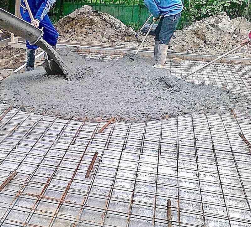beton ár